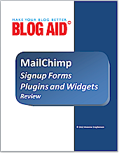 MailChimp Signup Forms Plugins and Widgets Reviewed